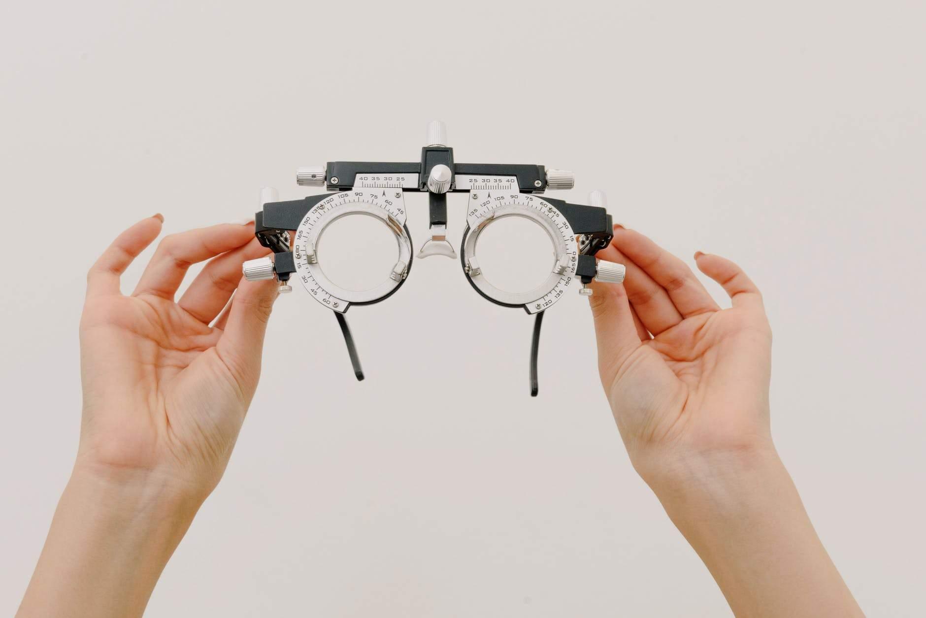 Монітори не впливають на гостроту зору