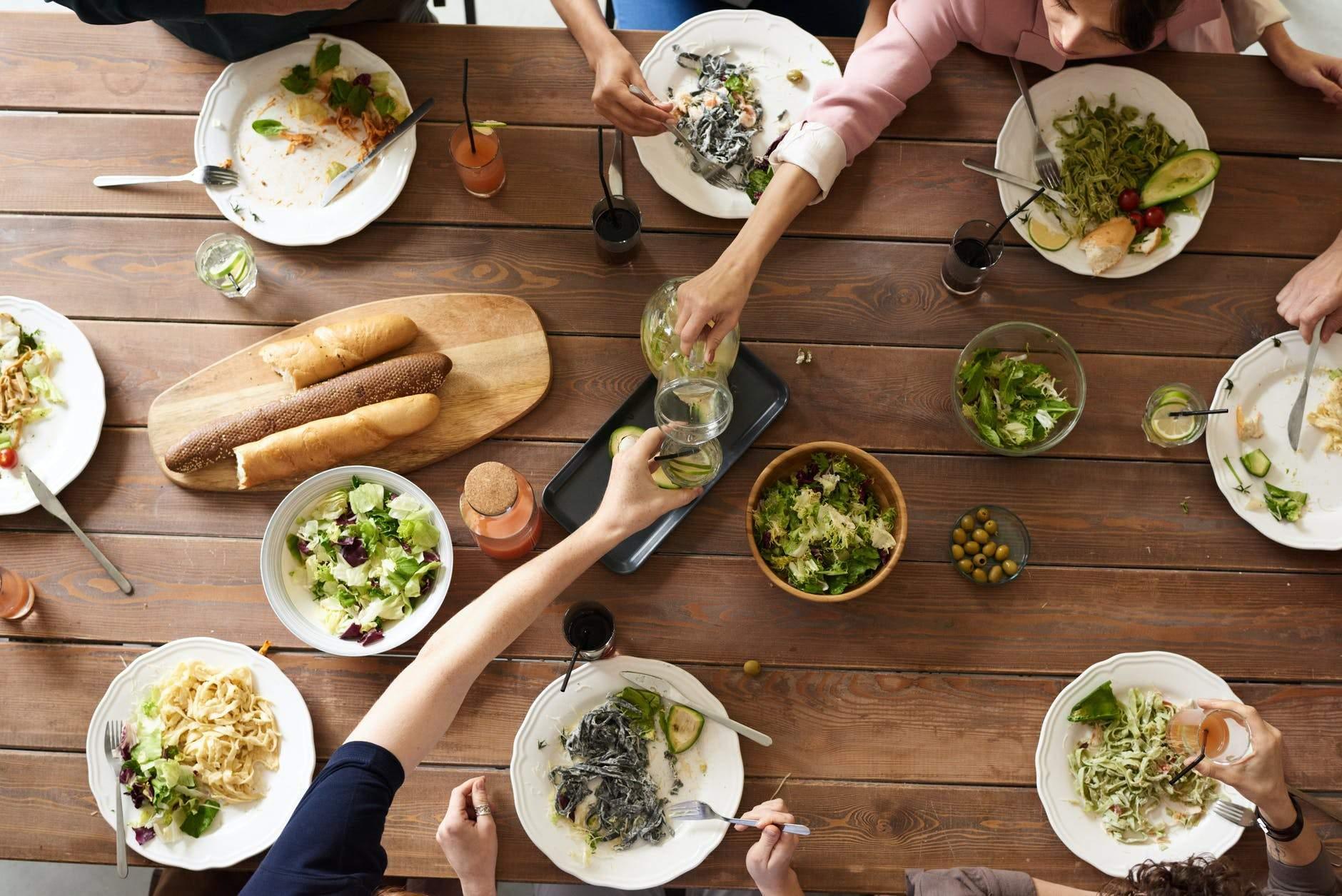 Візьміть за звичку снідати салатами