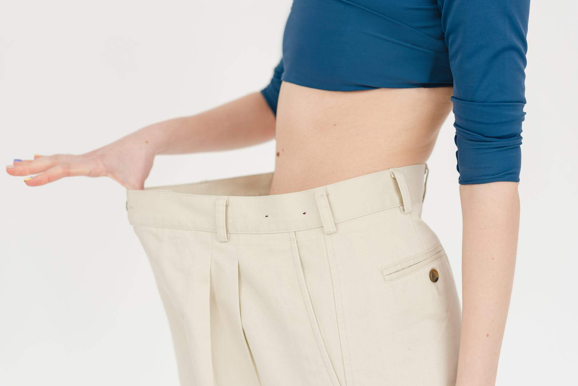 Важливо вдосконалювати самопочуття, а не відмітку на вагах