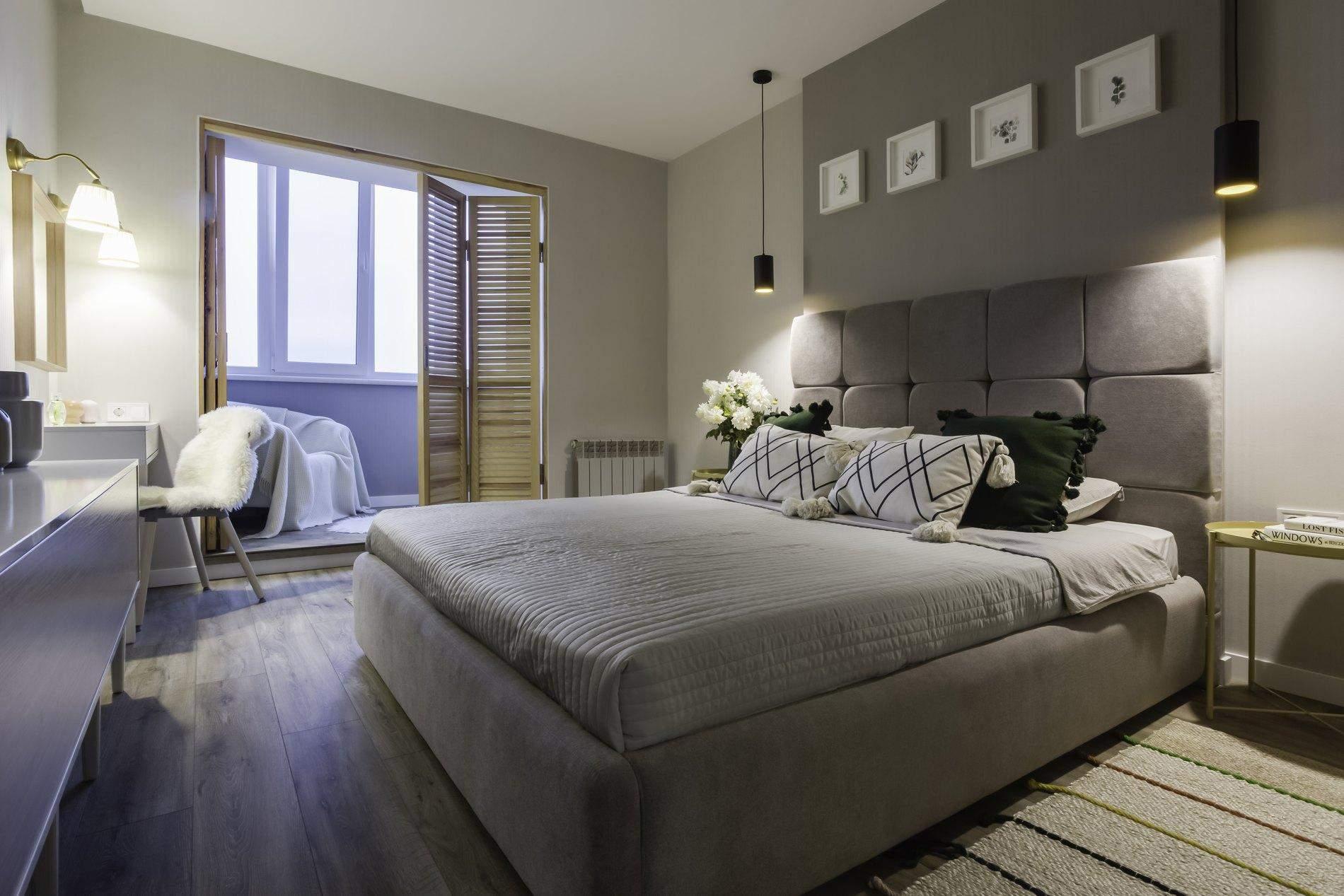 Спальня із зоною відпочинку