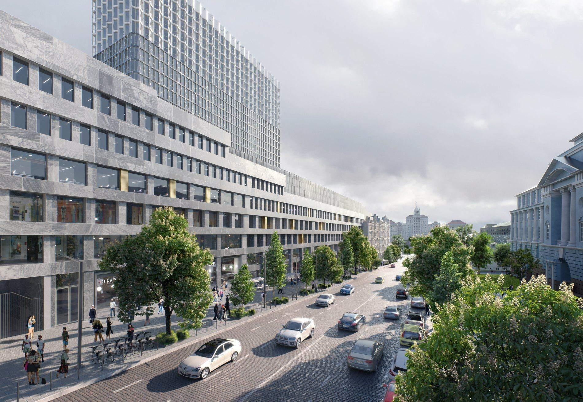 Чому варто інвестувати в новий поліфункціональний комплекс KYЇVPROEKT City Space 1