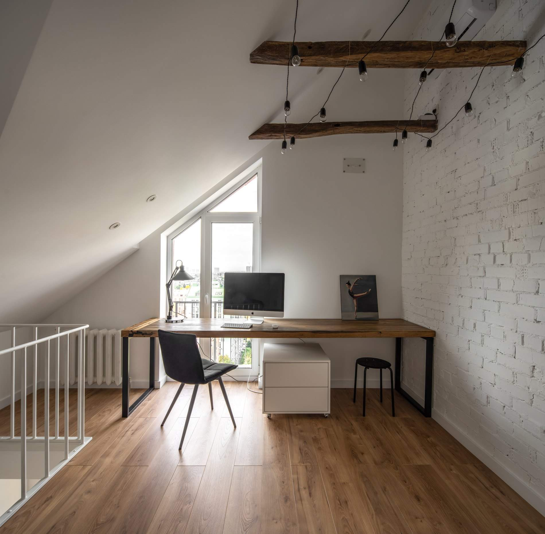 У квартирі є два кабінети / Фото The Village