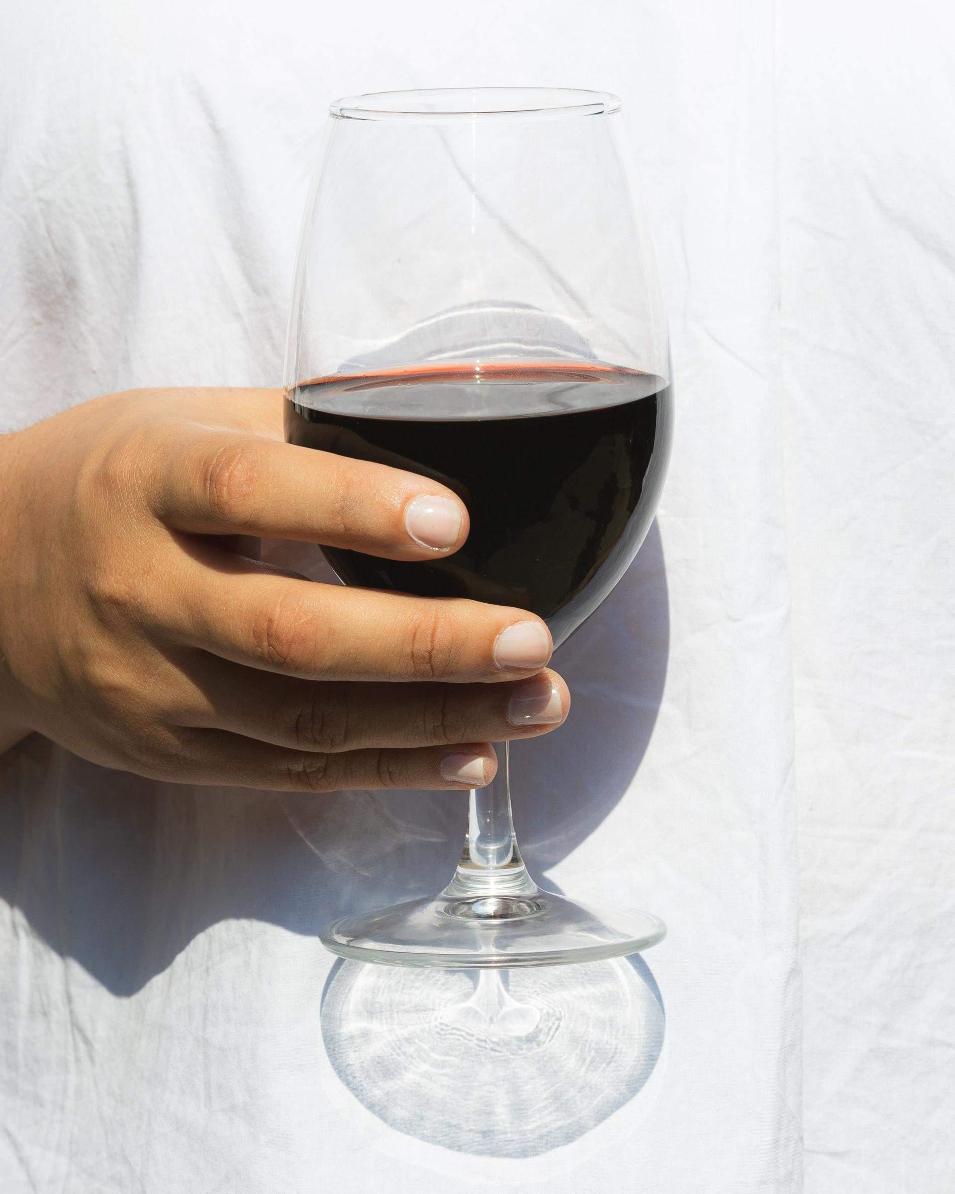 Вино неефективне для усунення захворювань серця