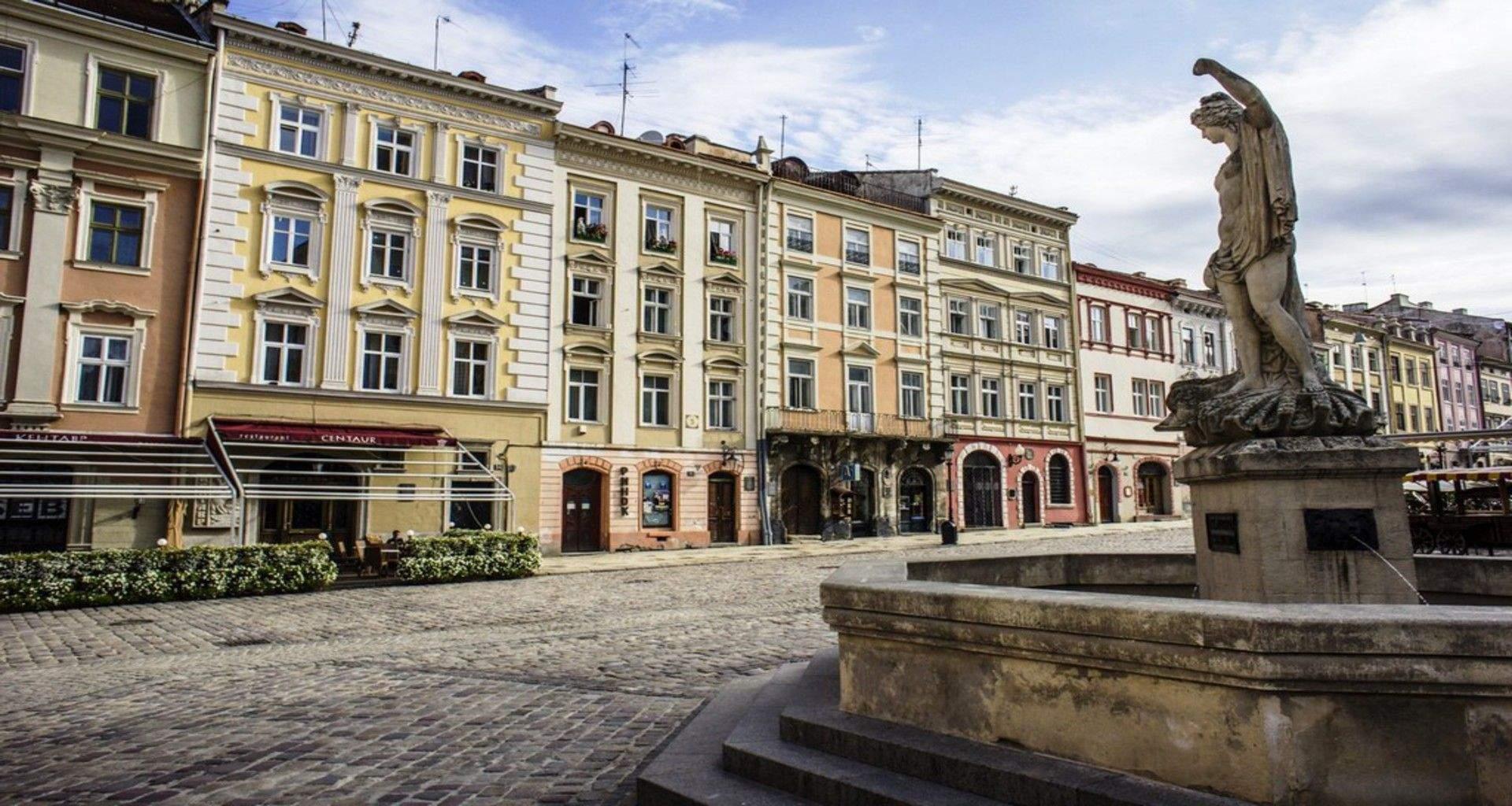 Найкрасивіші місця Львова для вдалої фотосесії: підбірка цікавих ідей