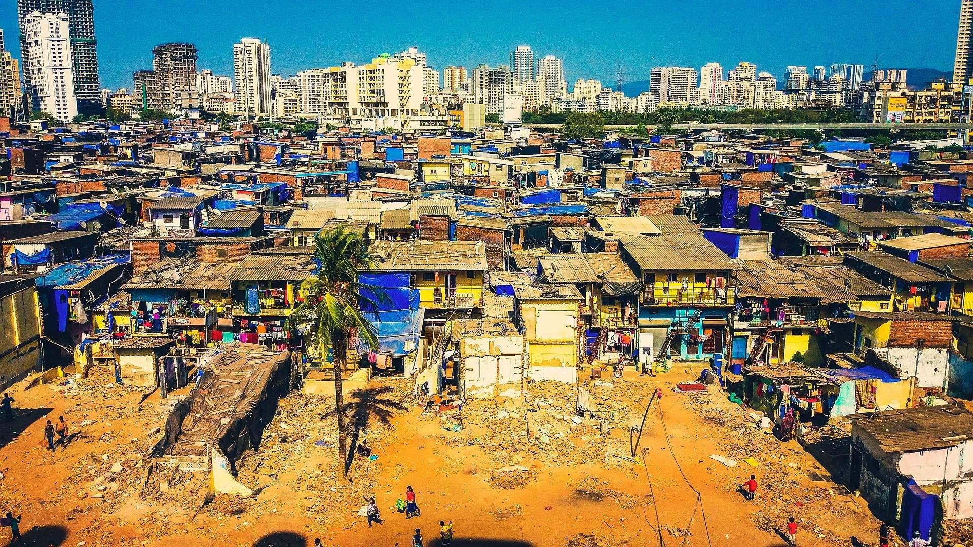 Місто контрастів