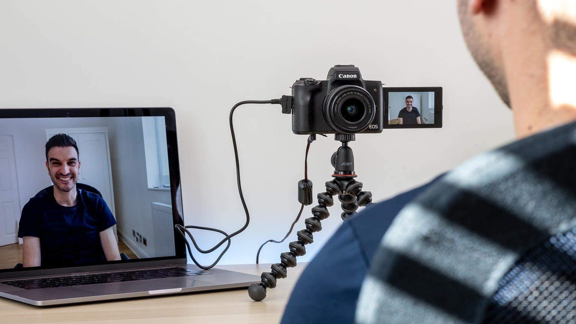 Веб-камера Canon