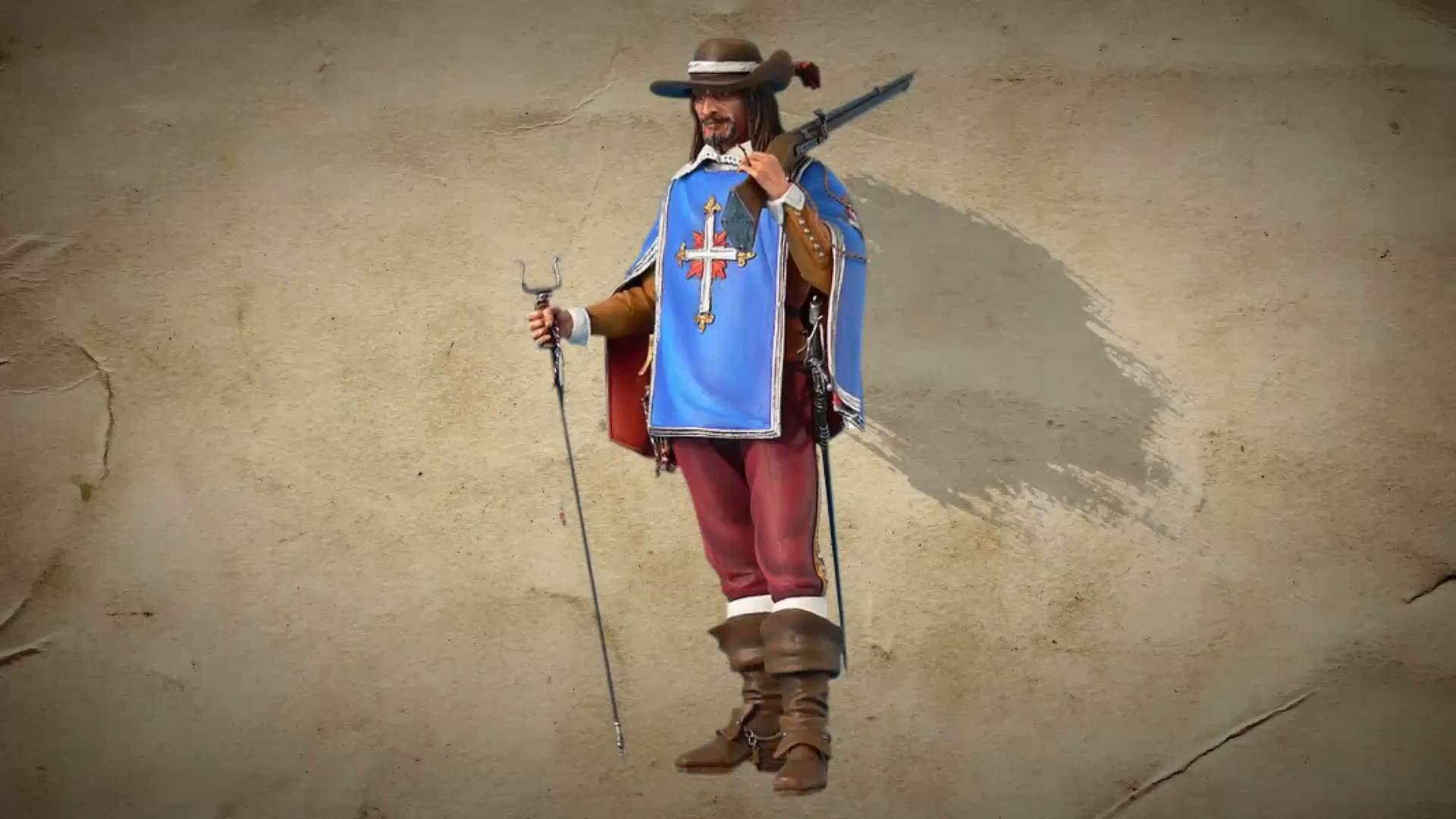 мушкетери форма