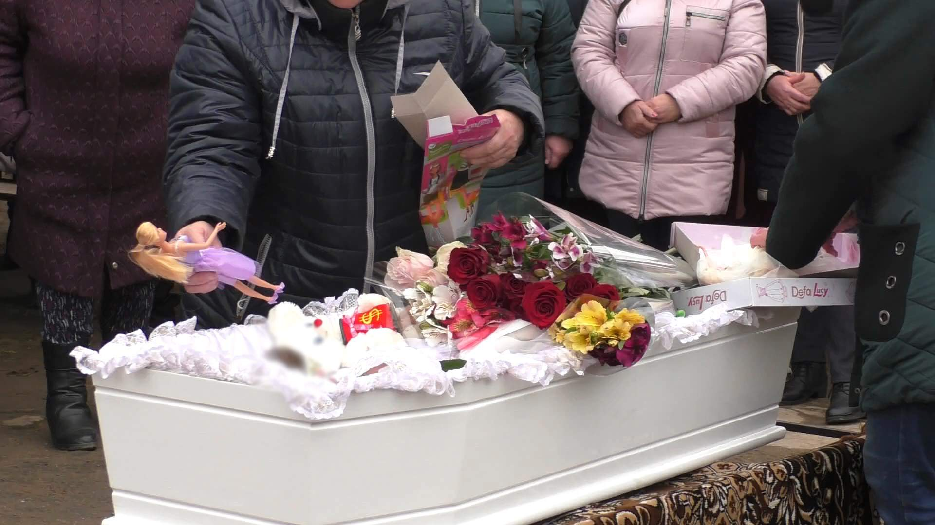 похорони Марії Борисової