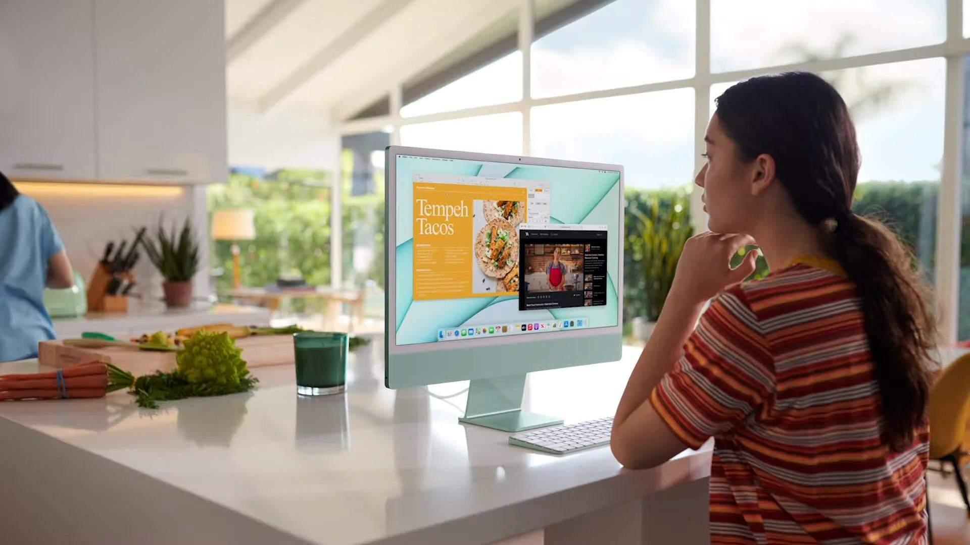 Новий iMac