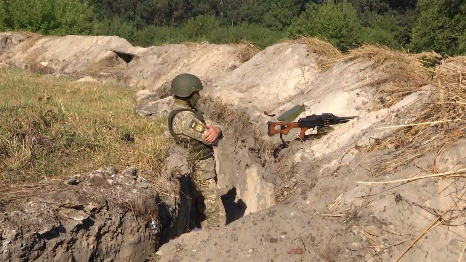 військові навчання тероборони