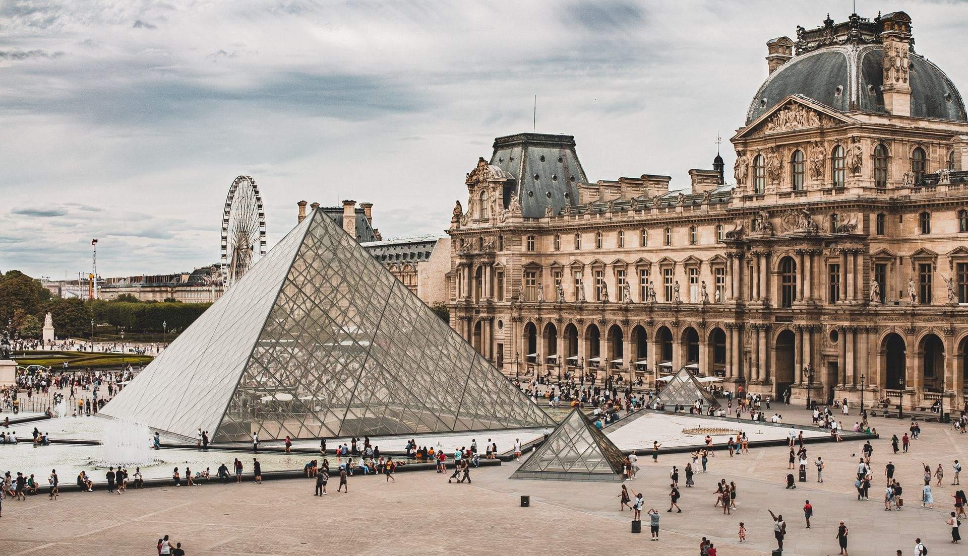 У Луврі можна побачити недосконалу Мона Лізу Леонардо да Вінчі