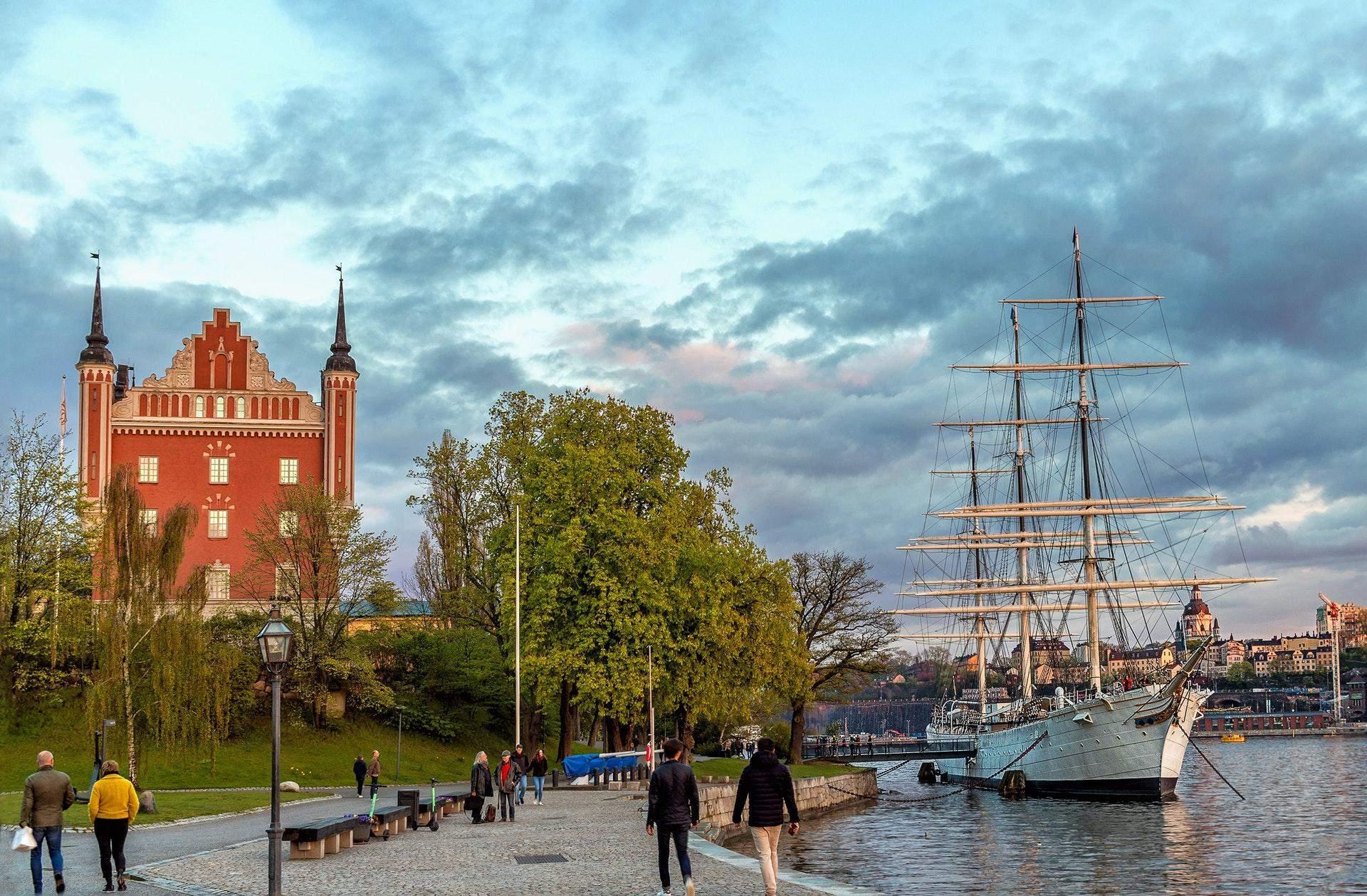 Швеція, університети, навчання за кордоном