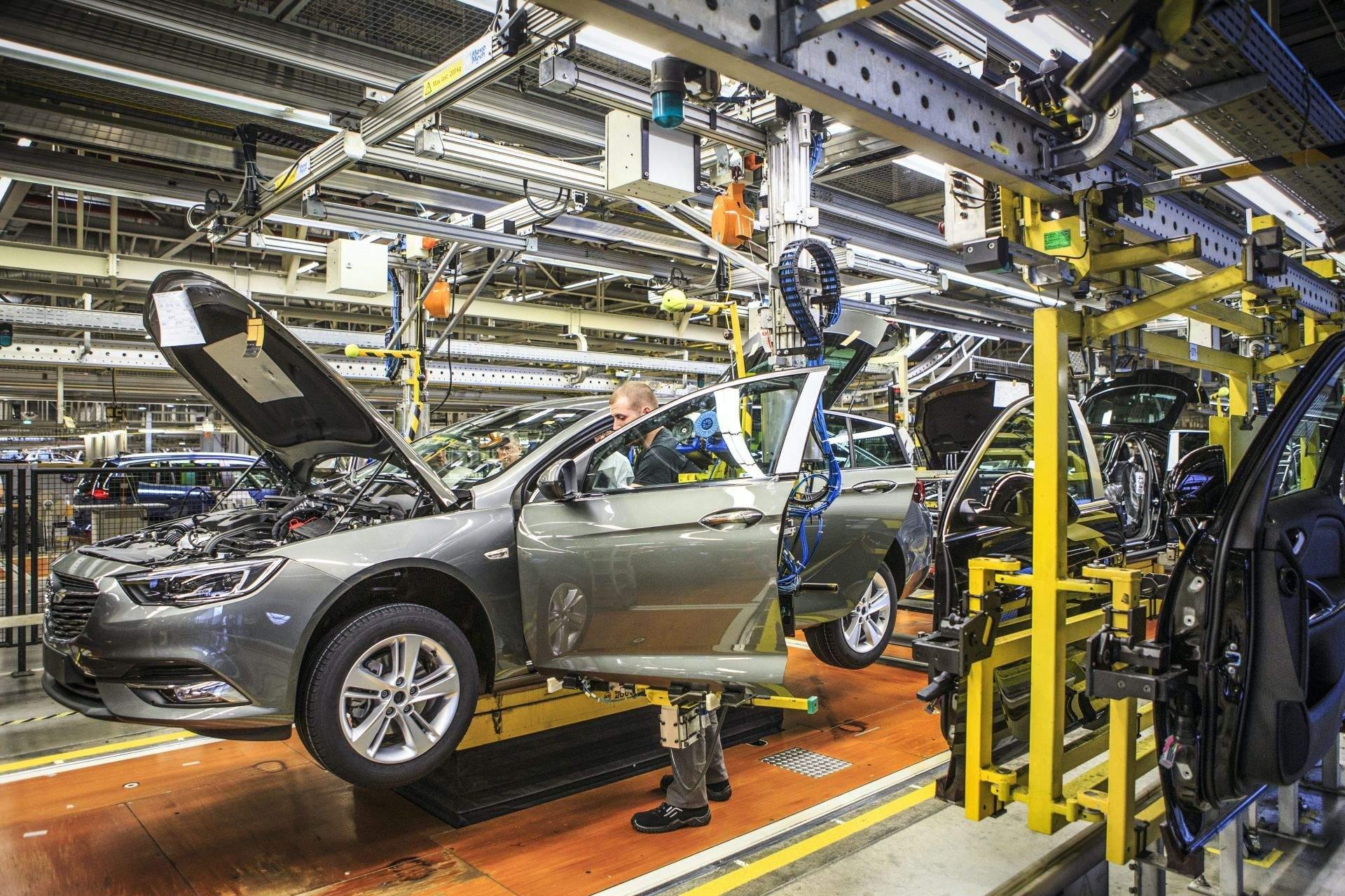 Машинобудування як одна з важливих галузей в Німеччині