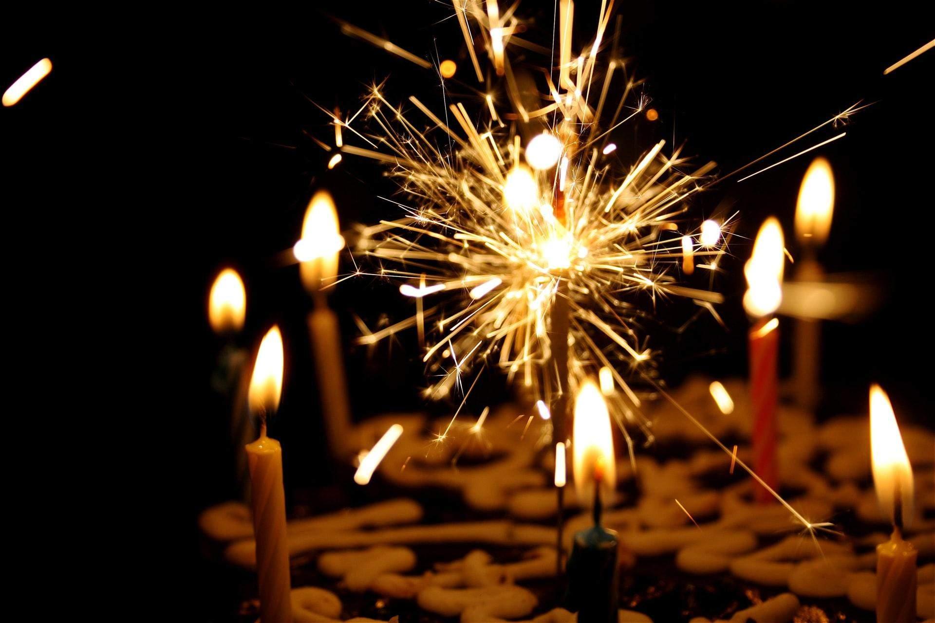 Привітання з днем народження проза