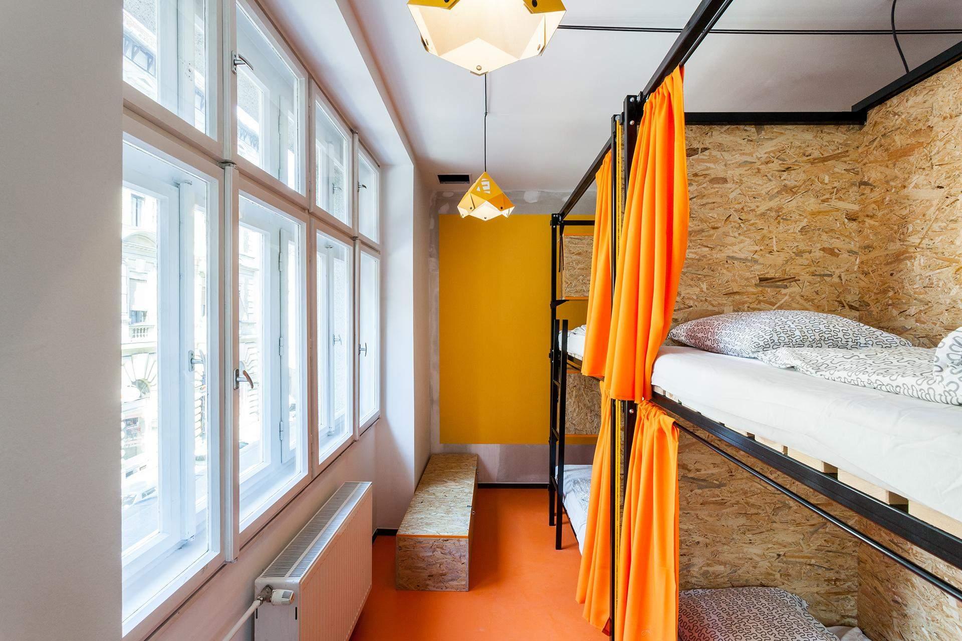Пример дизайна комнаты для студента