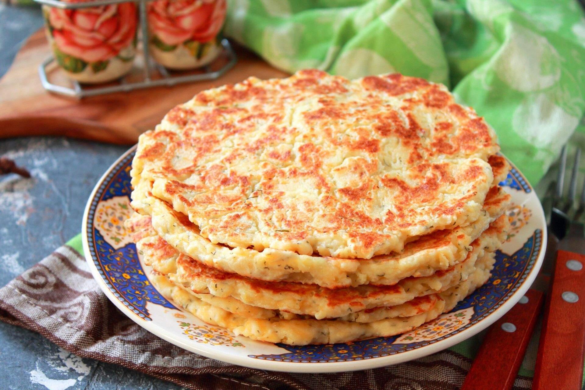Ліниві хачапурі - сніданок, який швидко готується