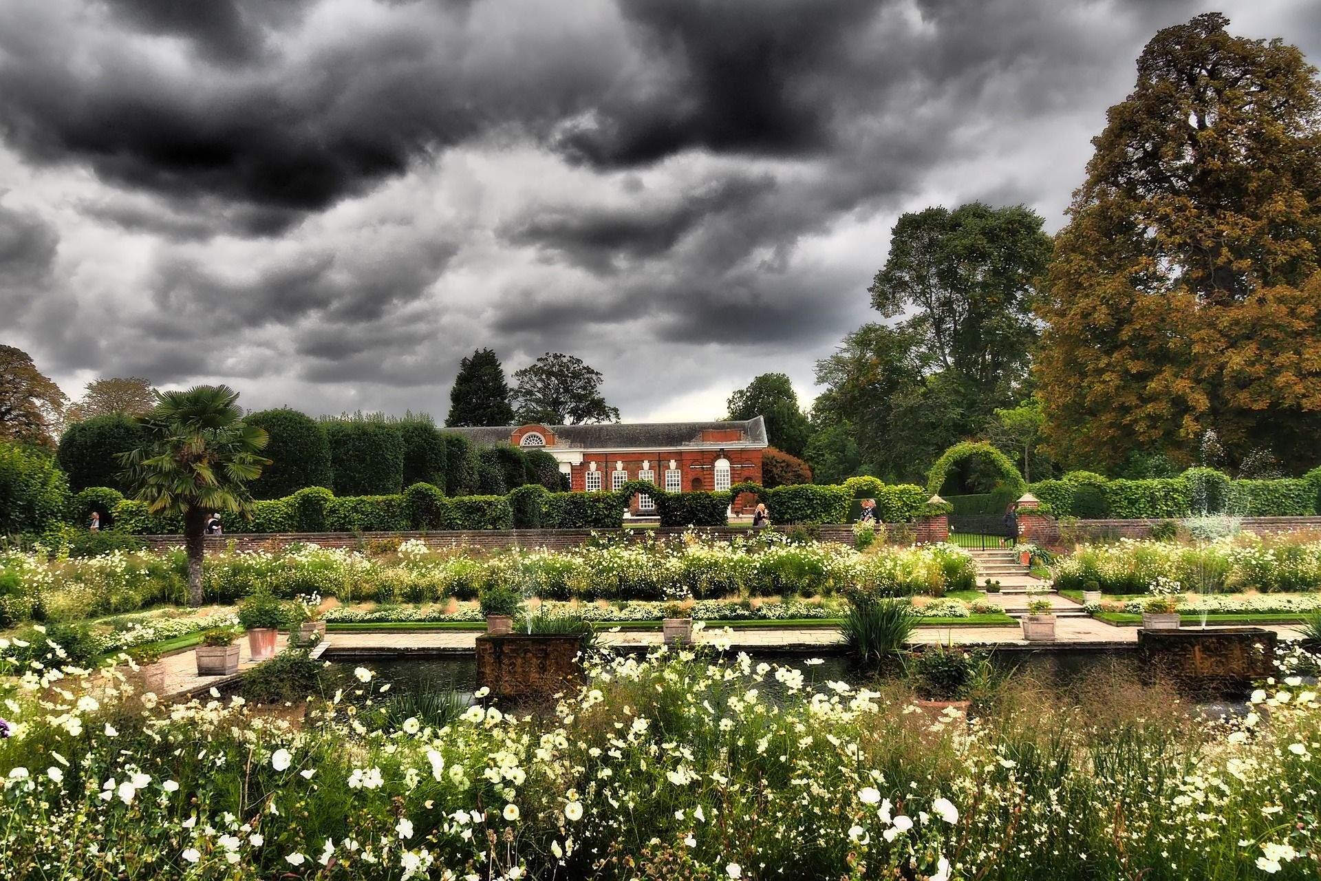 Сади Кенсінгтонського палацу