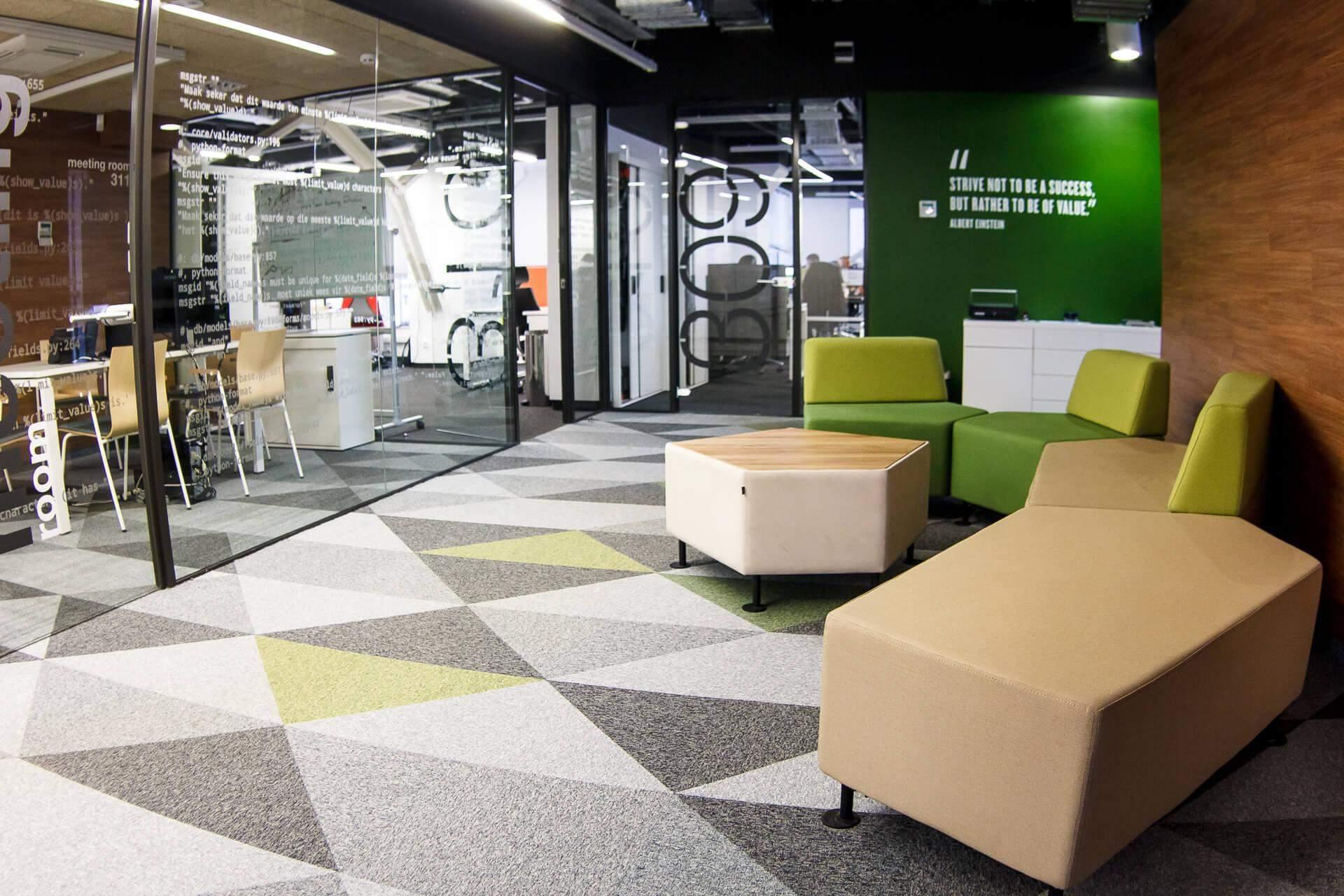 Офисные помещения SoftServe / Фото Lviv