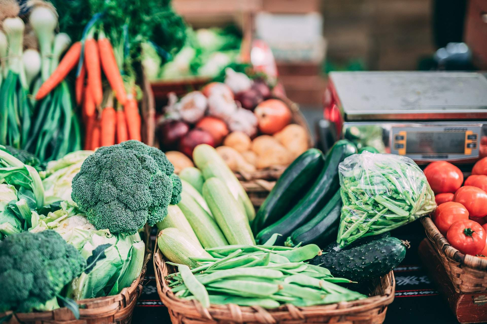 Ешьте больше сезонных продуктов