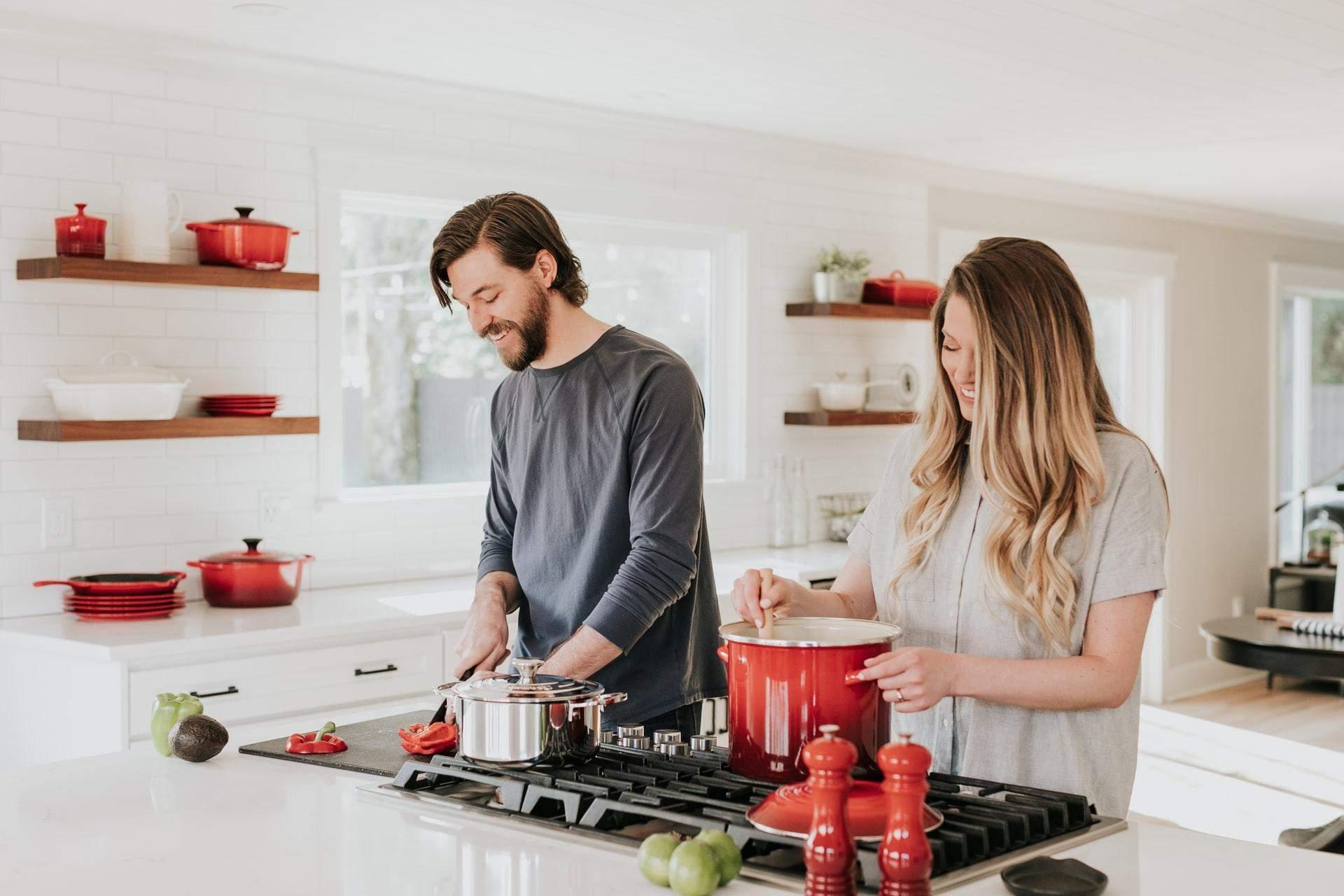 О ваших кулинарности таланты партнер может и привирать