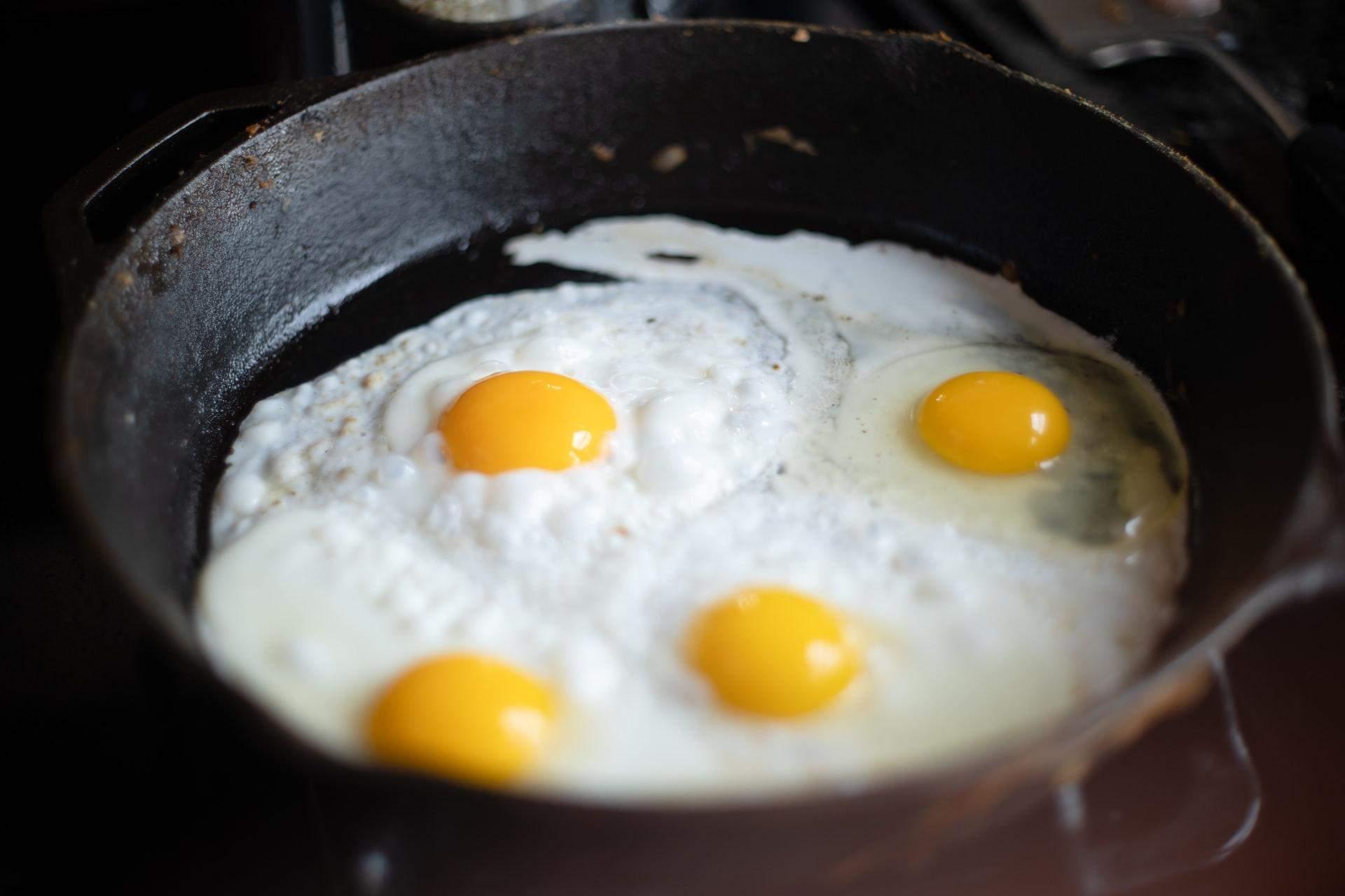 Яєчний білок не надто ситний