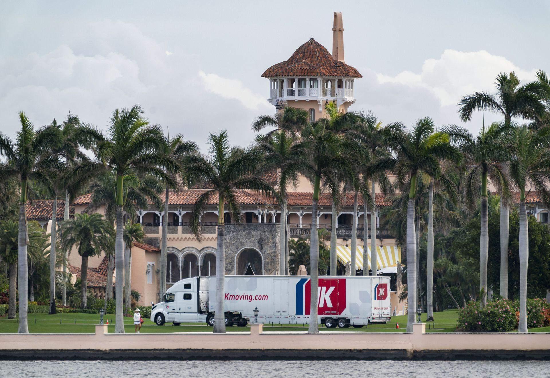 Резиденцію Трампа у Флориді