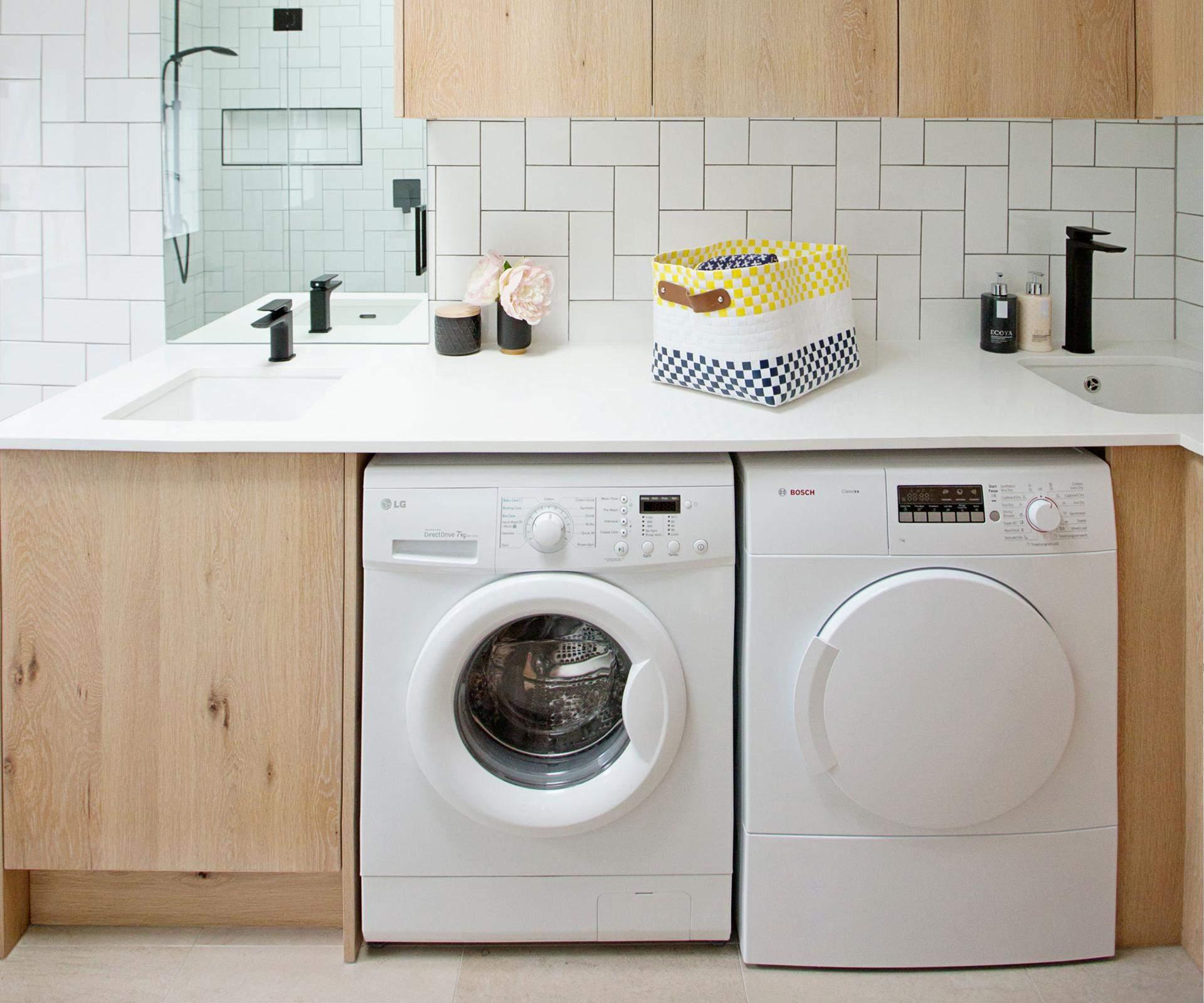 Сушарка економить містить в житлових приміщеннях / Фото Pinterest