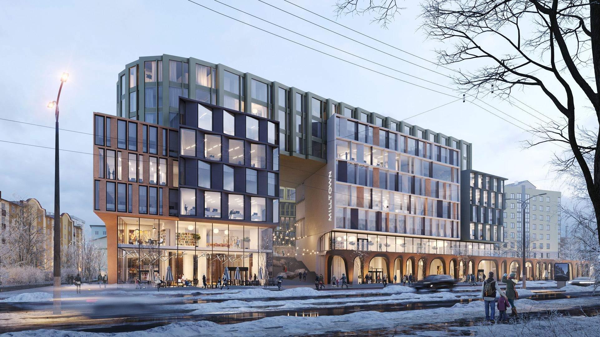 Український проєкт Milltown став фіналістом World Architecture Festival 2021