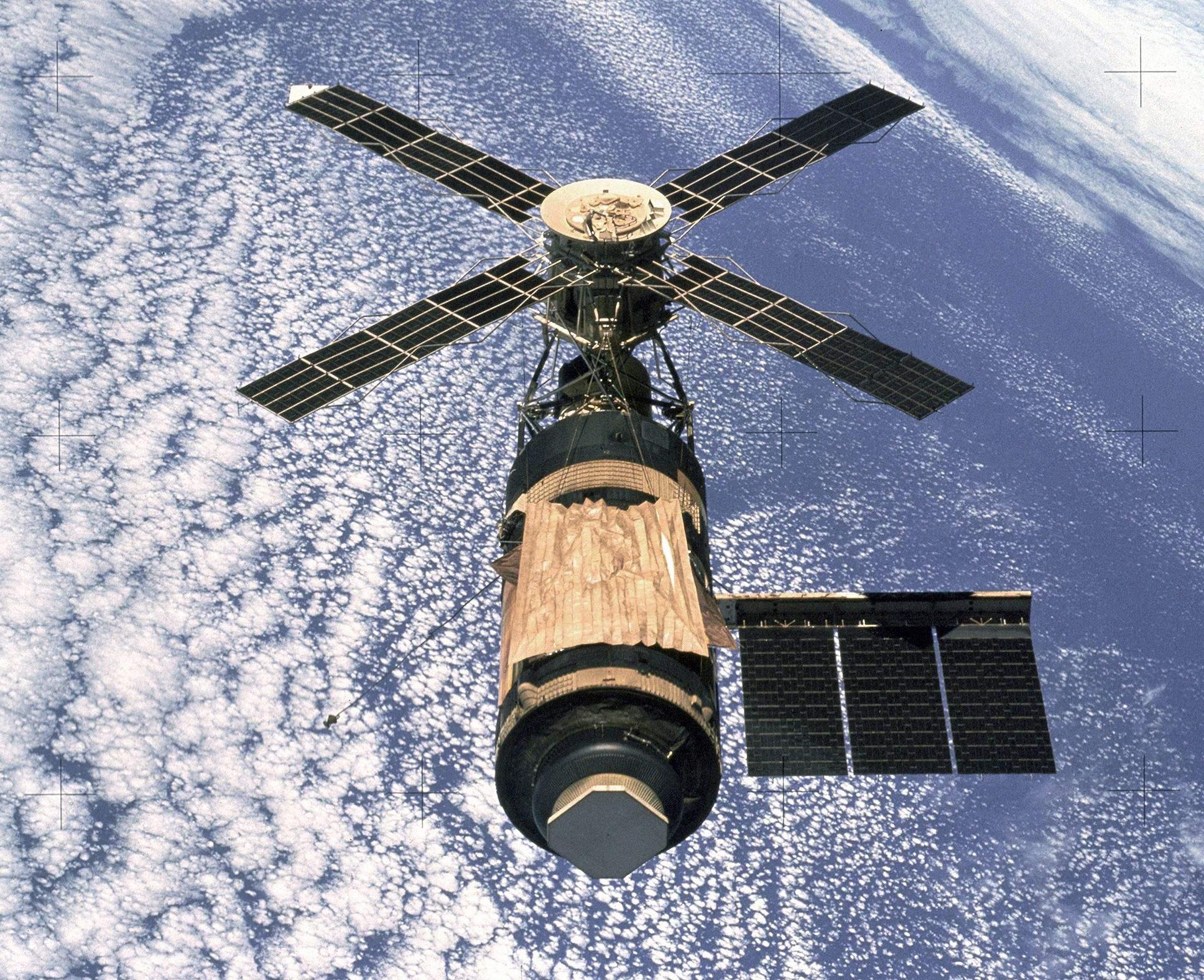 Орбітальна станція SkyLab