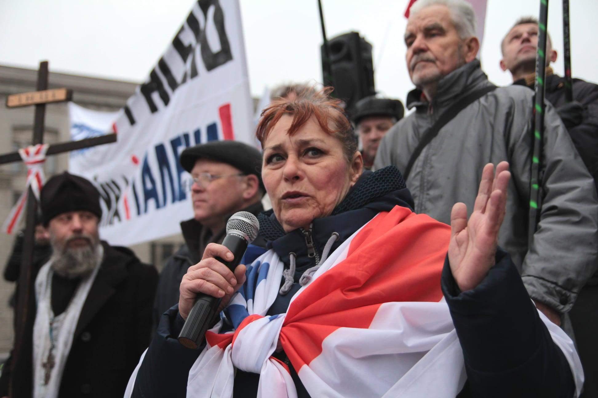 Олена Янушковська