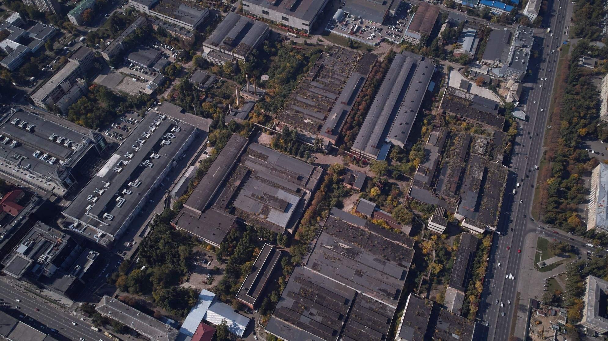 завод більшовик