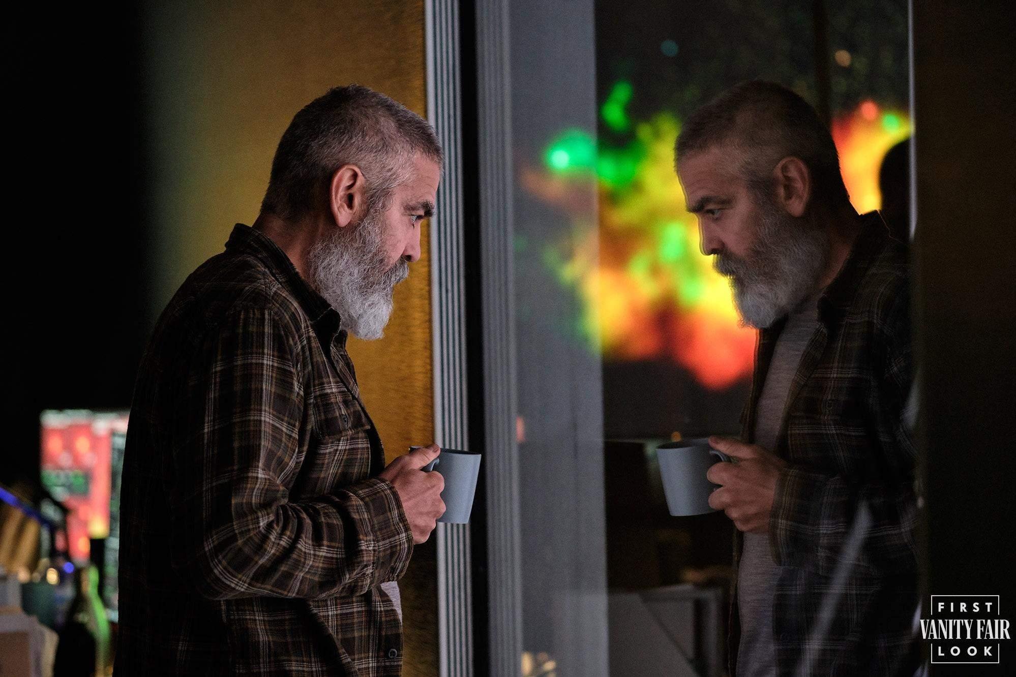 Джордж Клуні відростив бороду для зйомок