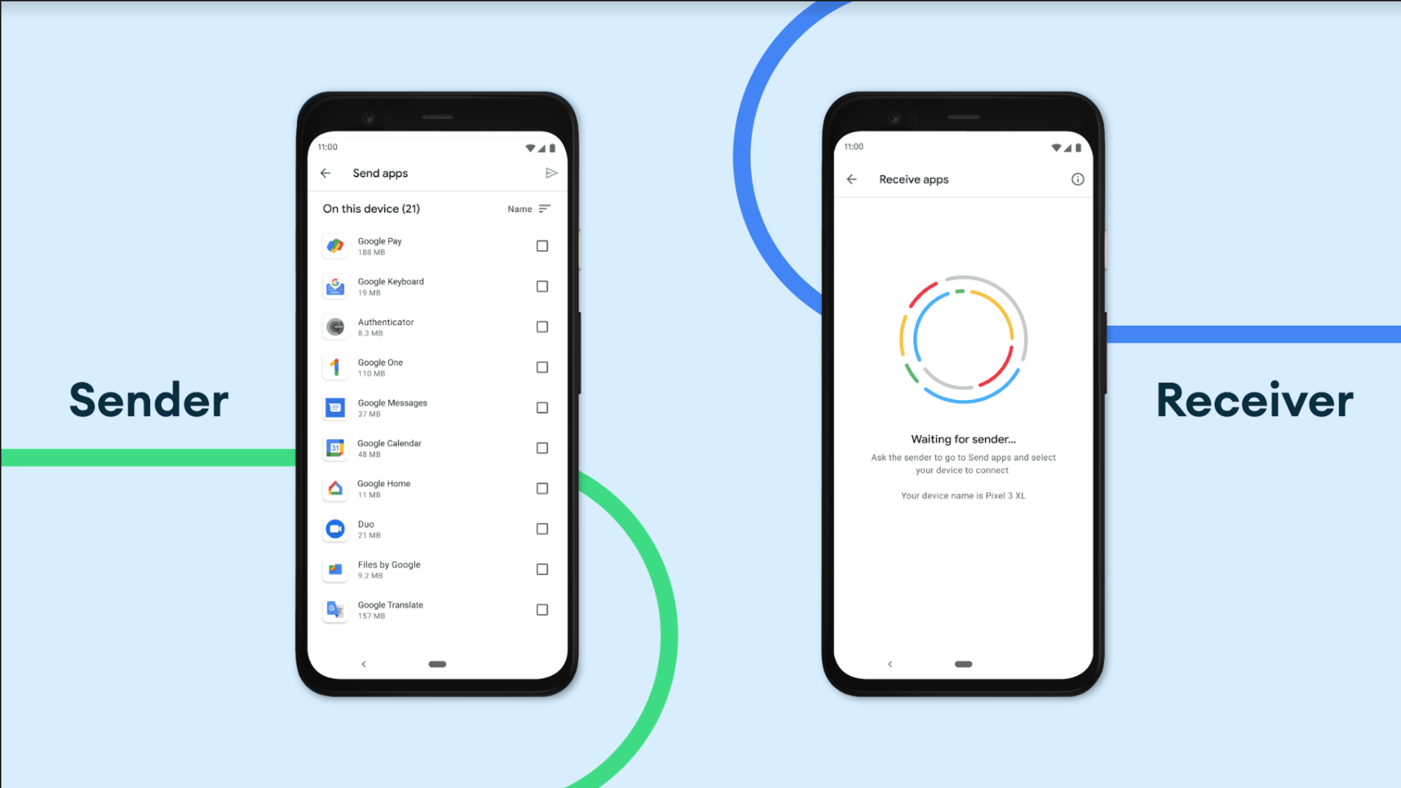 Nearby Share допоможе передати додатки навіть при відсутності інтернету