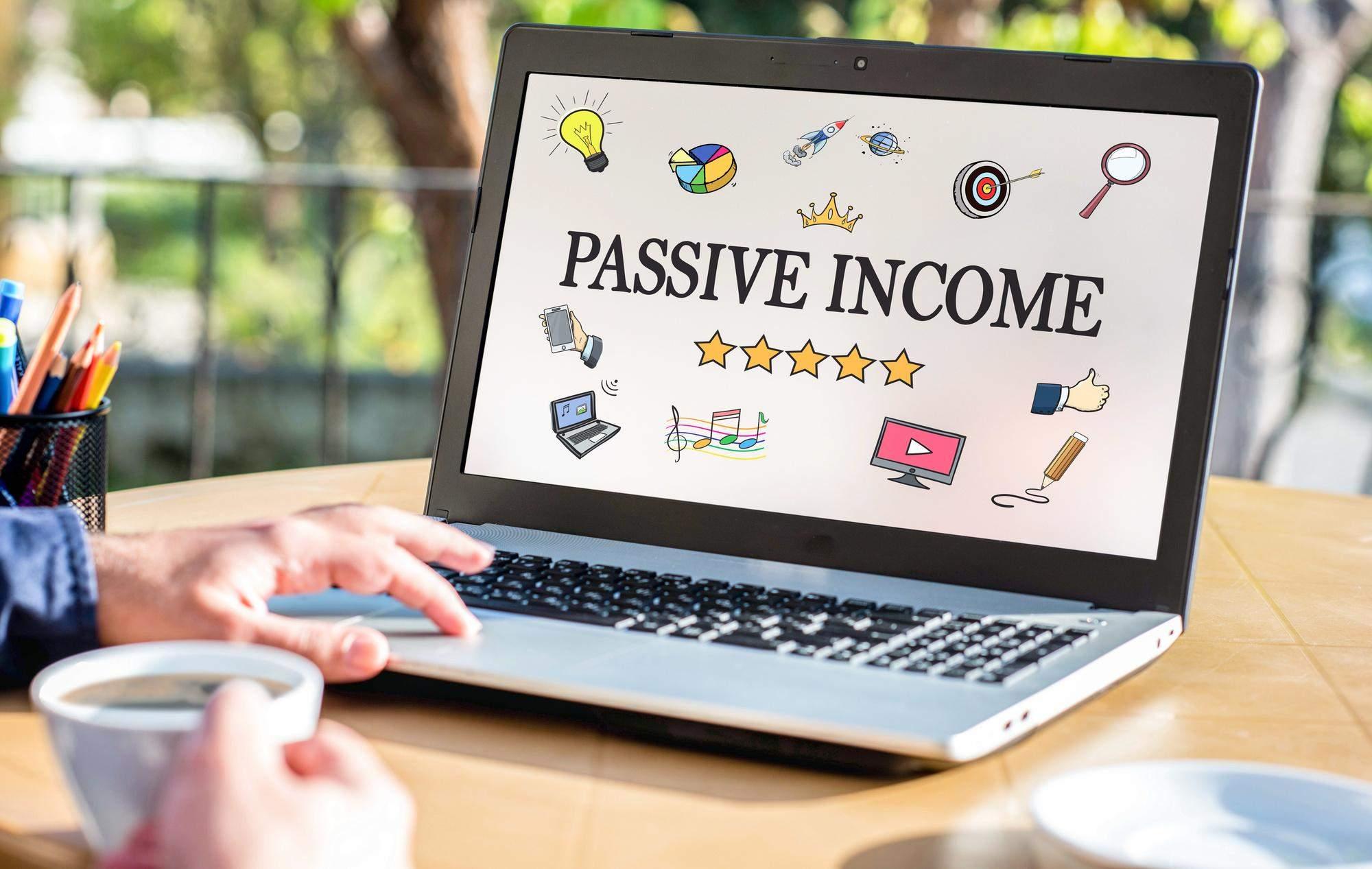 Пассивный доход дает свободу