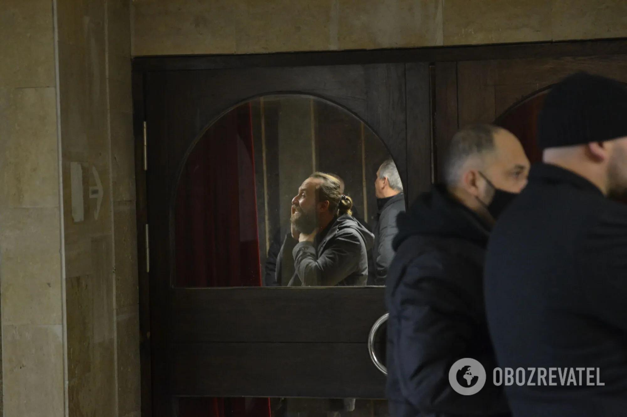 Син Кернеса Кирило,, похорон Кернеса, Харків