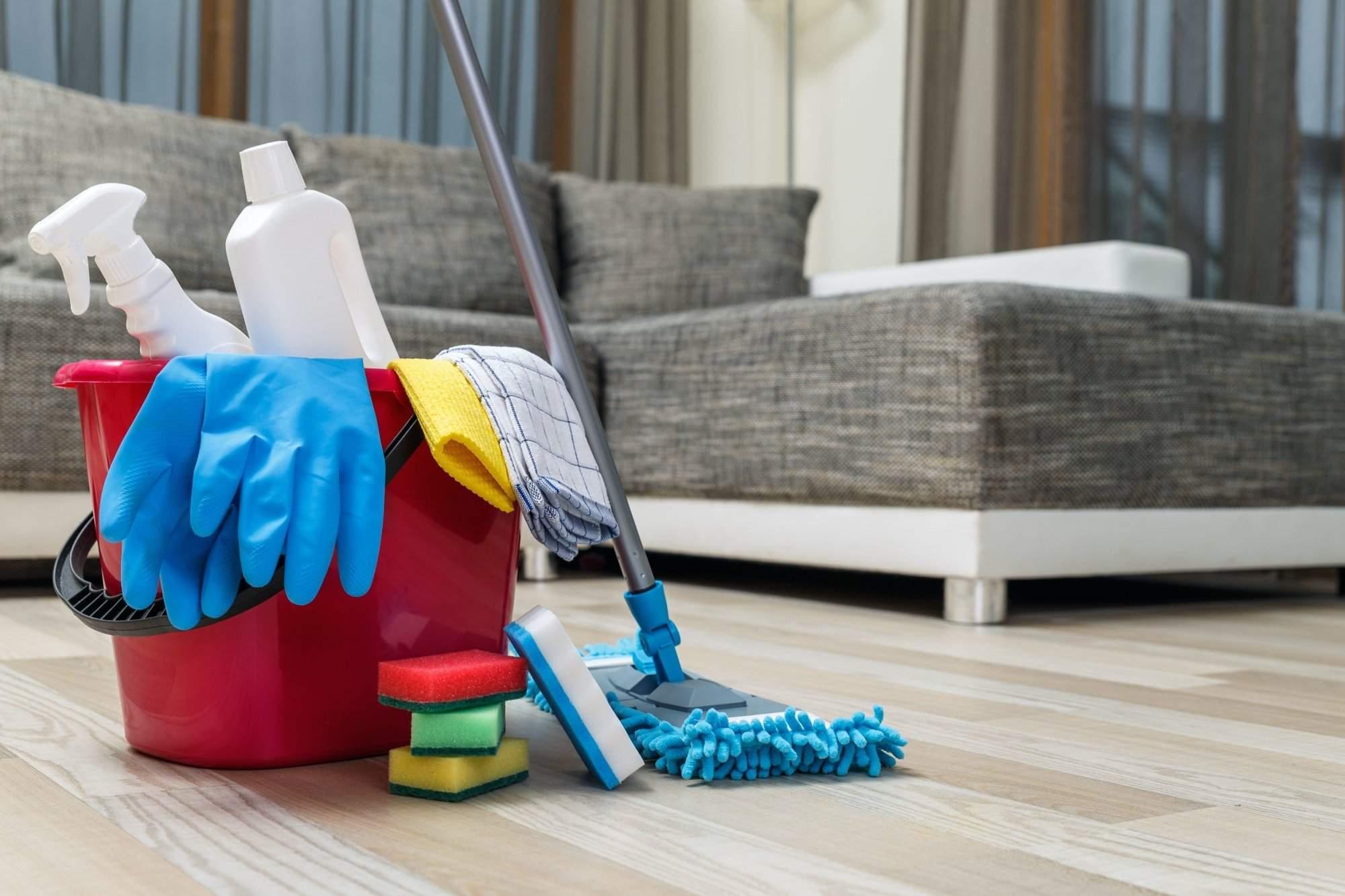Невеликі ритуали допоможуть підтримувати дім в чистоті