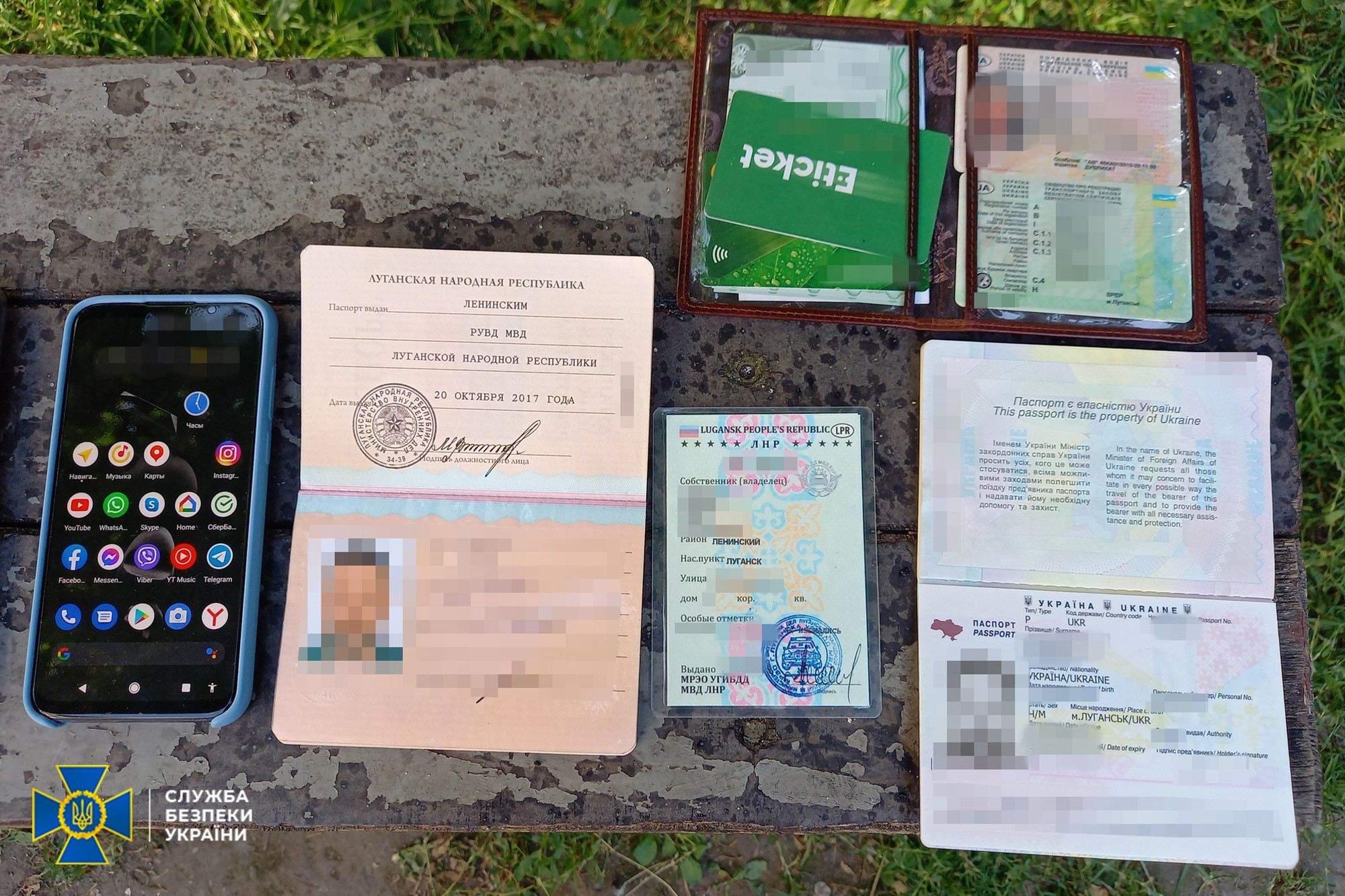 Фейкові документи окупантів