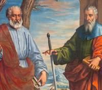 Привітання зі святом Петра й Павла у віршах та прозі