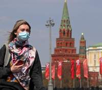 Коронавірус в Росії: понад 8000 хворих за добу