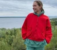 Катя Осадча показала, як провела вихідні на природі: мальовничі фото