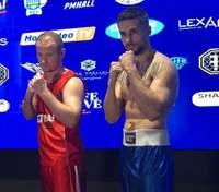 Алієв у впертій боротьбі програв моделі дебютний бій у боксі: відео