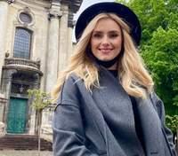 Ірина Федишин прогулялася вуличками Львова: дивовижні кадри