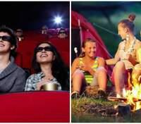 Коли в Україні відкриють кінотеатри, санаторії і дитячі табори
