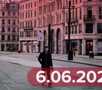 Новини про коронавірус 6 червня: рекорд госпіталізованих у Києві, нові рекомендації щодо масок
