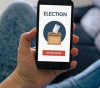 Украинцы смогут протестировать онлайн-голосование на местных выборах 2020