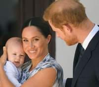 Сын принца Гарри и Меган Маркл сказал свои первые слова