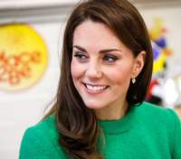 В мини-платье: Кейт Миддлтон нарушила королевский протокол