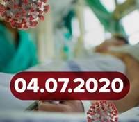 Новости о коронавирусе 4 июля: около тысячи новых случаев, заболел 8-месячный ребенок в Одессе