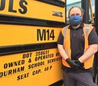 Учні надихнули водія шкільного автобуса стати вчителем
