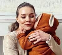 Олена Шоптенко розповіла, які слова знає її 2-річний син: чуттєве фото